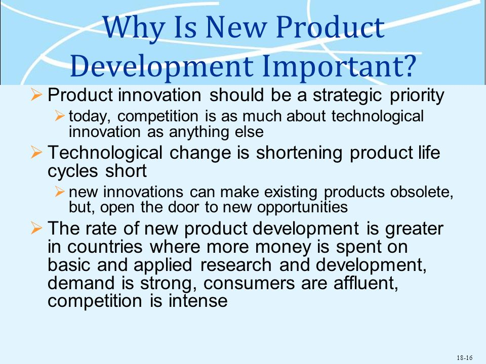 Why Is New Product Development Important