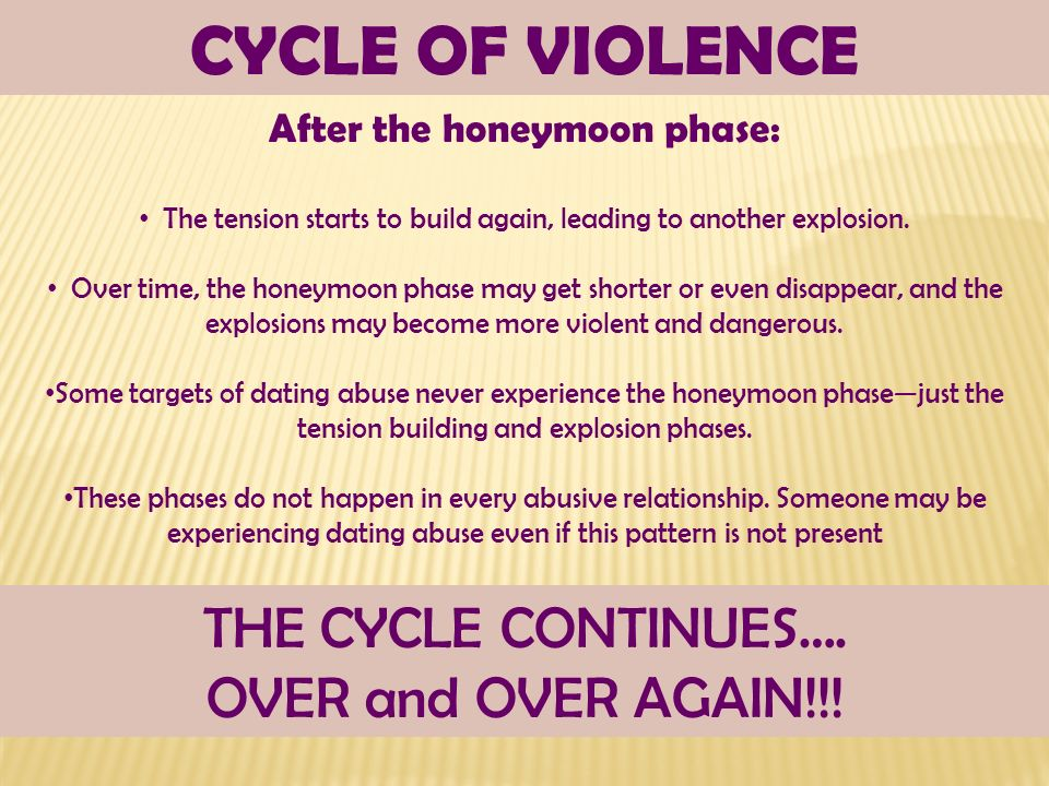 when to start dating after an abusive relationship
