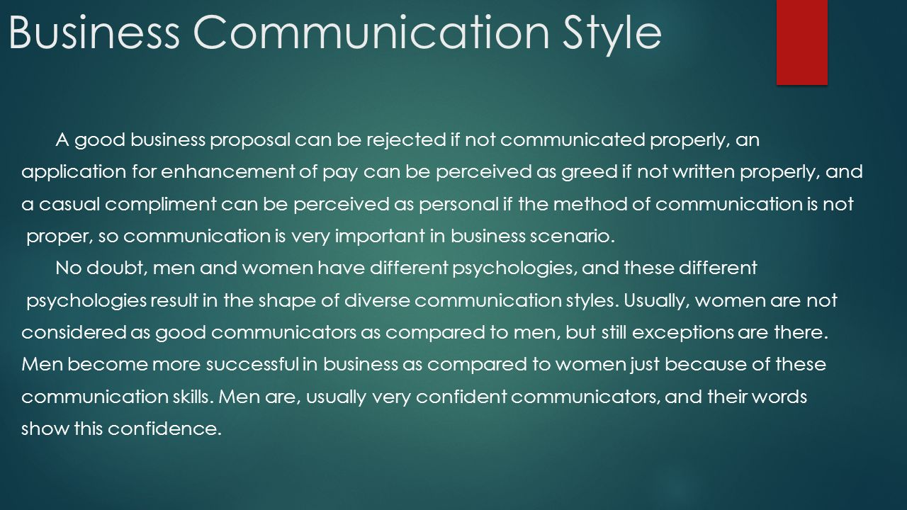 business communication methods essay Business communication methods essay sample the new employees at asda are having difficulties using and understanding how to use the electronic methods of communicating in the business.