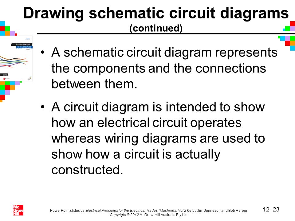 Chapter 12 Electrical drawing practices - ppt video online download
