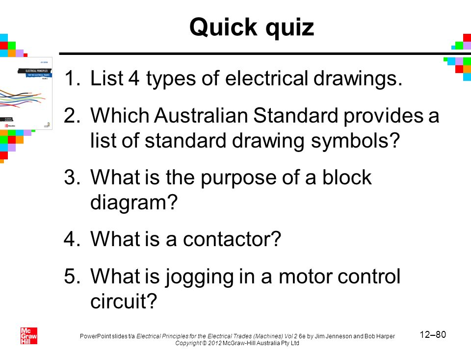 Chapter 12 Electrical drawing practices - ppt video online ... on