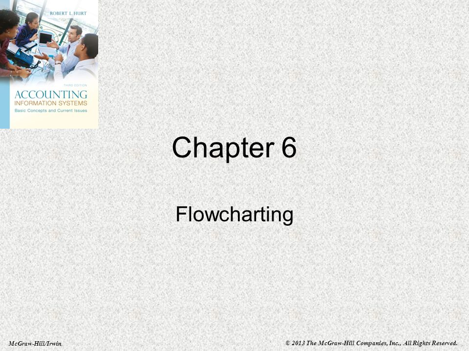 Chapter 6 Flowcharting