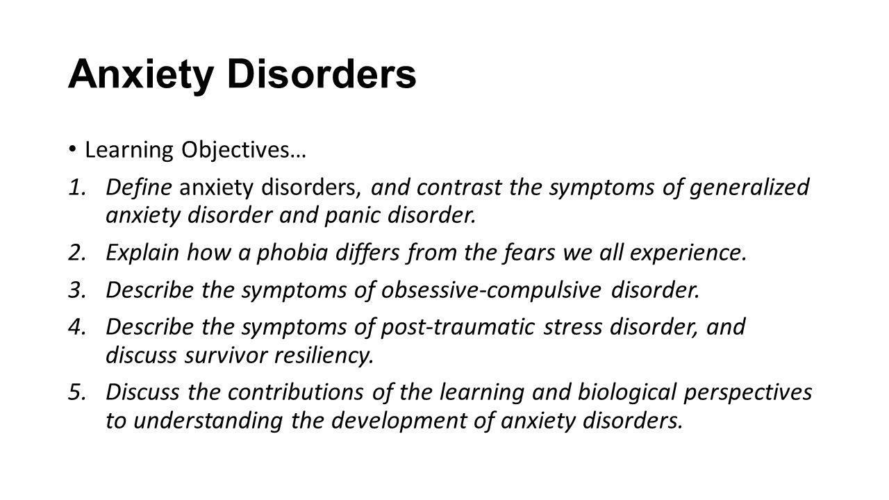 Unit 12: Abnormal Psychology - ppt download