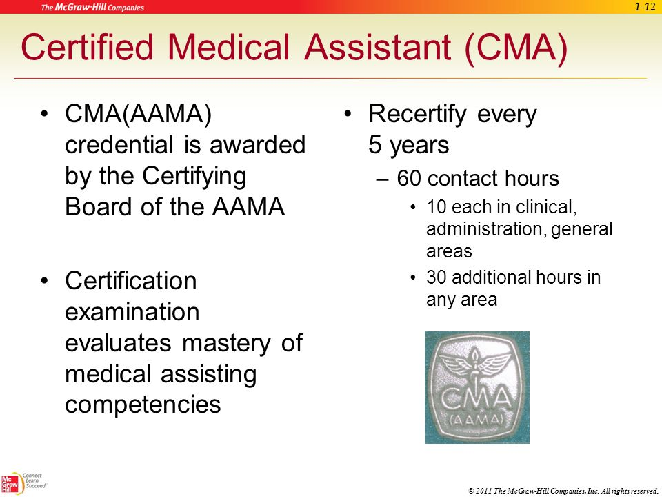 The Profession Of Medical Assisting Ppt Video Online Download
