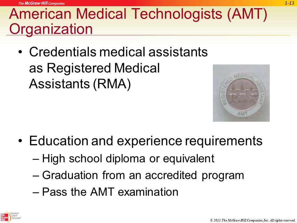 The Profession of Medical Assisting - ppt video online download
