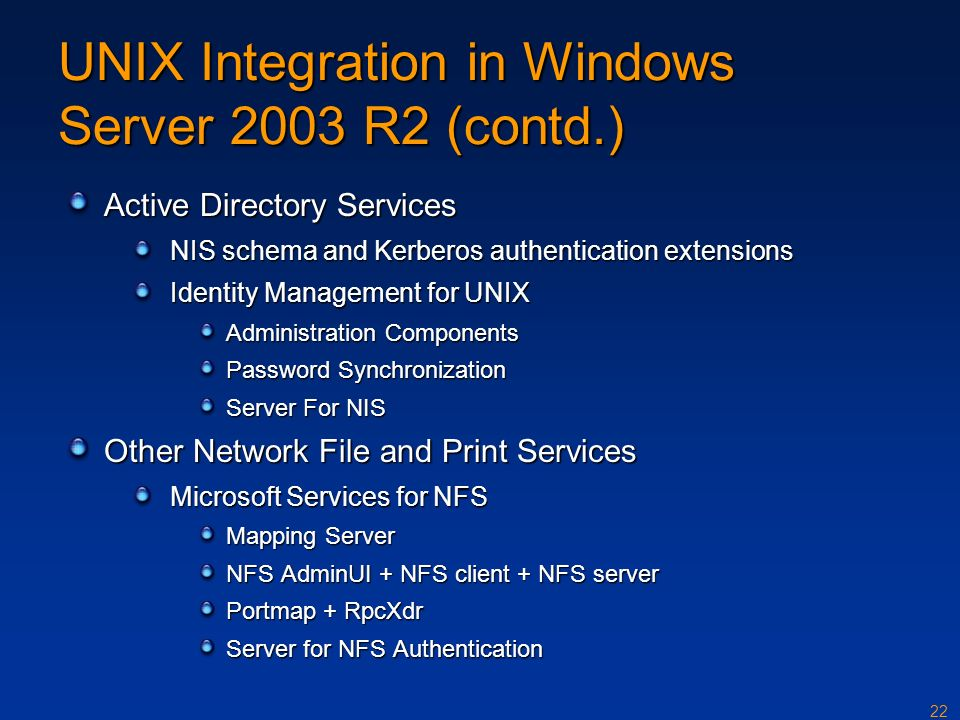Unit OS C: Interoperability - ppt download