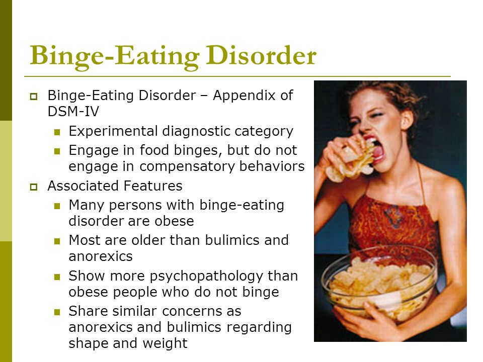 - Diet Download Ppt Disorders Eating And