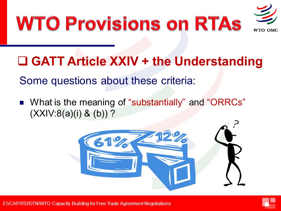 Regional Trade Agreements The Wto Ppt Video Online Download
