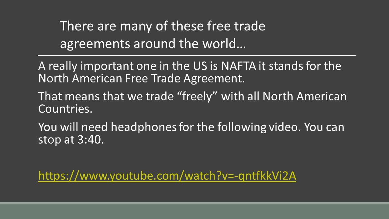 Globalization Trade Ppt Video Online Download