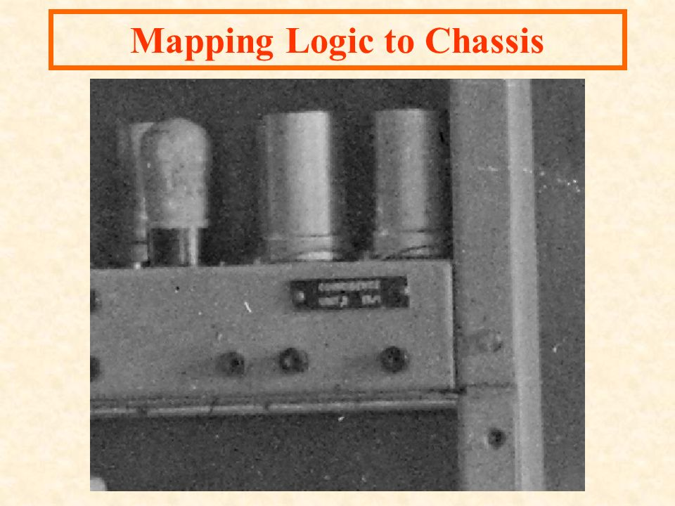 Mapping Logic to Chassis