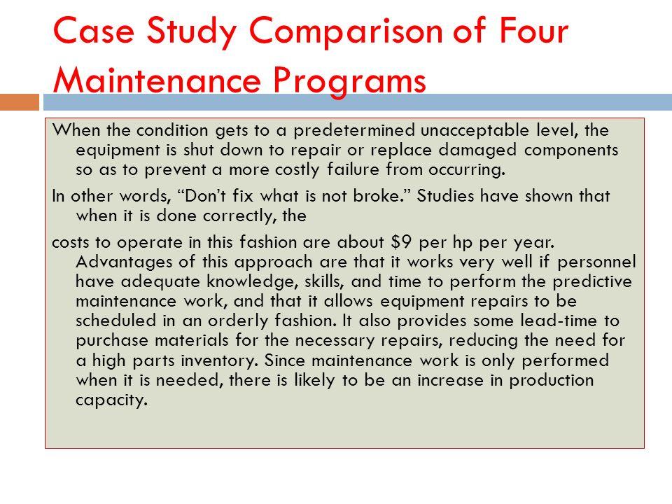 Predictive Maintenance Software   Case-studies ... - Embitel