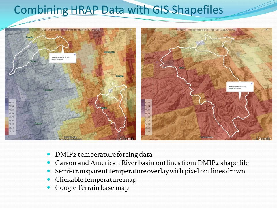 Google earth a new display tool for hydrologic data sets ppt 23 combining gumiabroncs Gallery