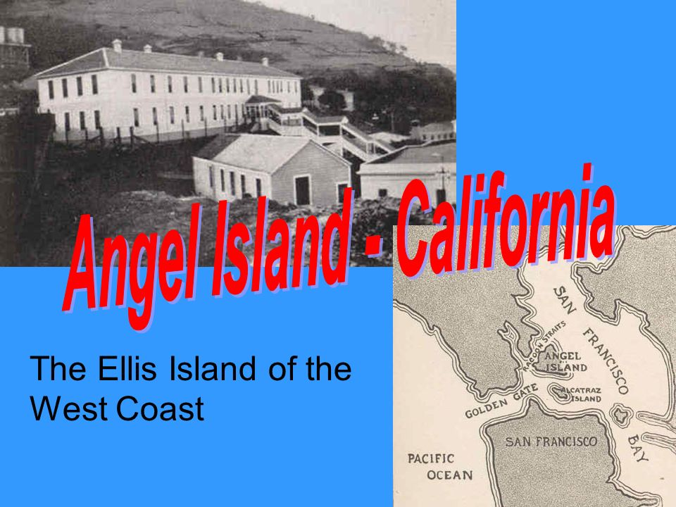 Angel Island - California