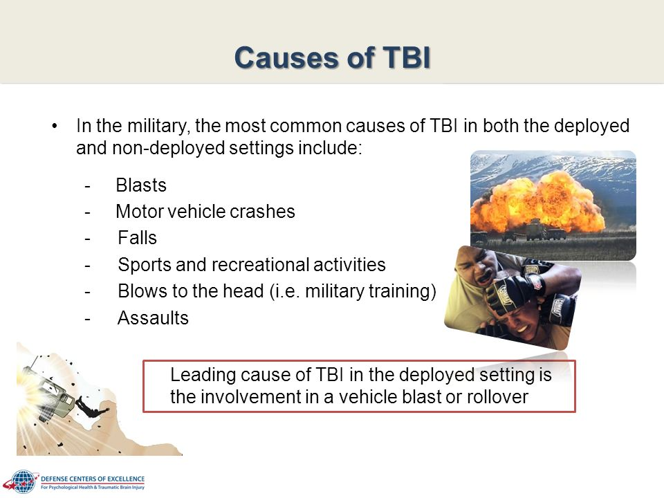 the causes and effects of traumatic brain injury tbi Traumatic brain injury (tbi), also known as acquired brain injury, head injury, or brain injury, causes substantial disability and mortality it occurs when a sudden trauma damages the brain and disrupts normal brain function tbi may have profound physical, psychological, cognitive, emotional, and.