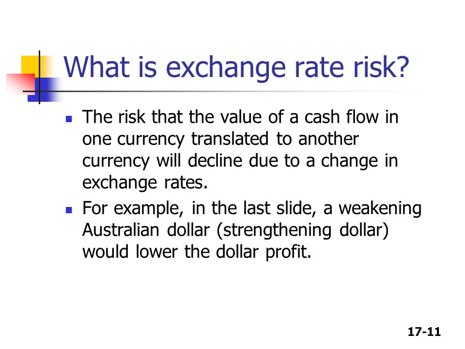 11 What Is Exchange Rate