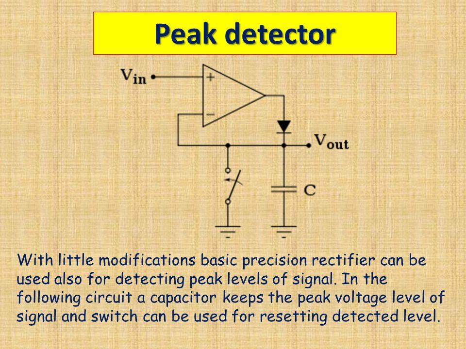 operational amplifier applications ppt video online download rh slideplayer com