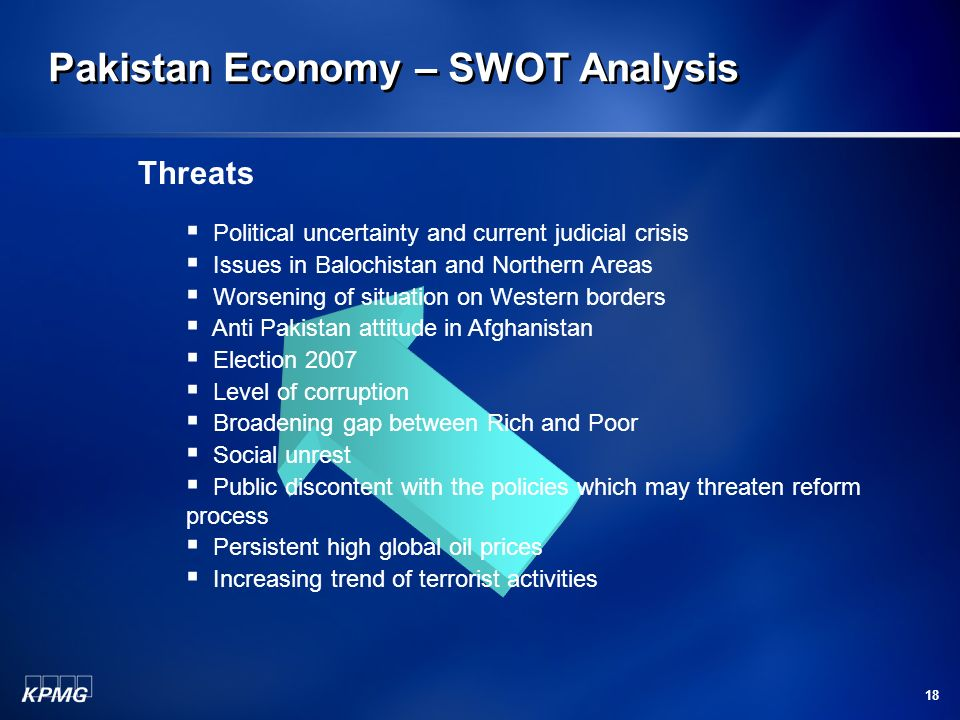 pakistan political situation analysis