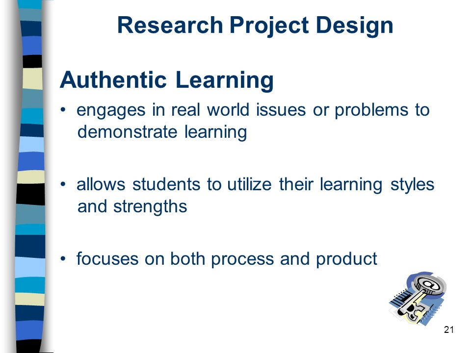 Research Project Design