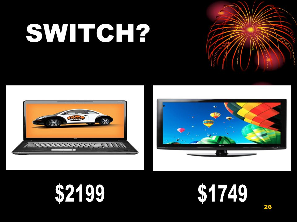 SWITCH SWITCH. Are the prices correct, or should they be switched HP 18.4 Laptop featuring Intel Core 2 Quad Q9000.