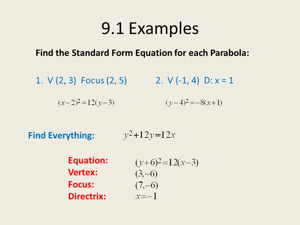 Chapter 9 Notes Honors Pre-Calculus  - ppt download