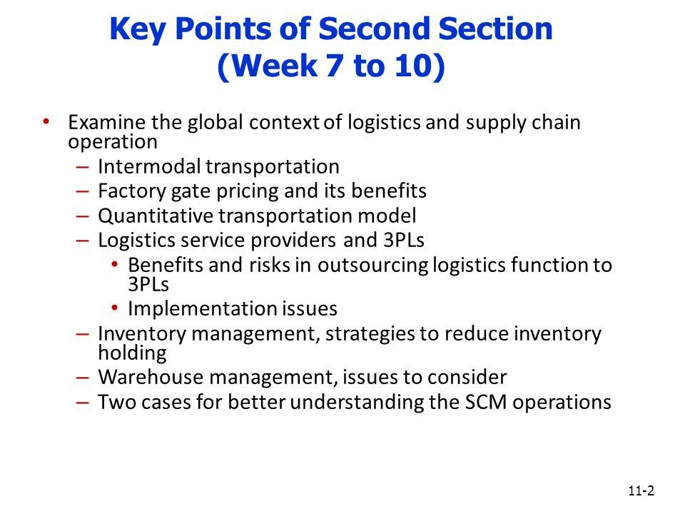 LOG 408: Global Logistics Management - ppt download