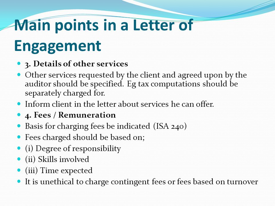 Lecture 4 Auditors Legal framework/The Liability of the
