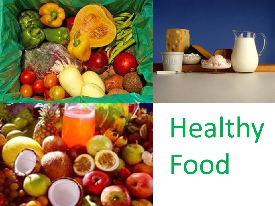 Healthy Food Vs Unhealthy Food Ppt Video Online Download