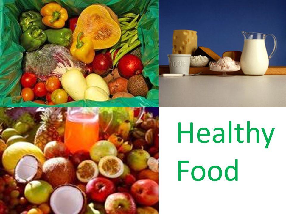 Healthy Food Vs Unhealthy Food Ppt Video Online Download