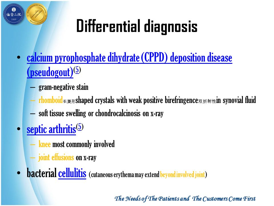 Gout  - ppt video online download