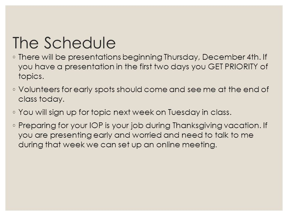 speaking presentation topics