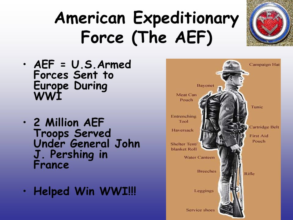 America Joins the Fight World War I ( ) - ppt video online