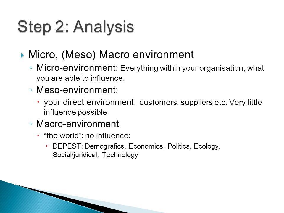 meso analysis