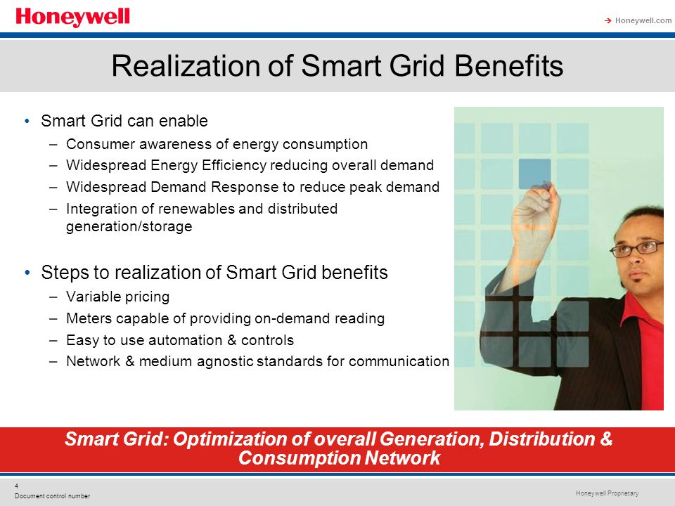Realization of Smart Grid Benefits