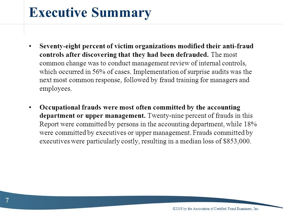 executive summary this study is based on data ppt download
