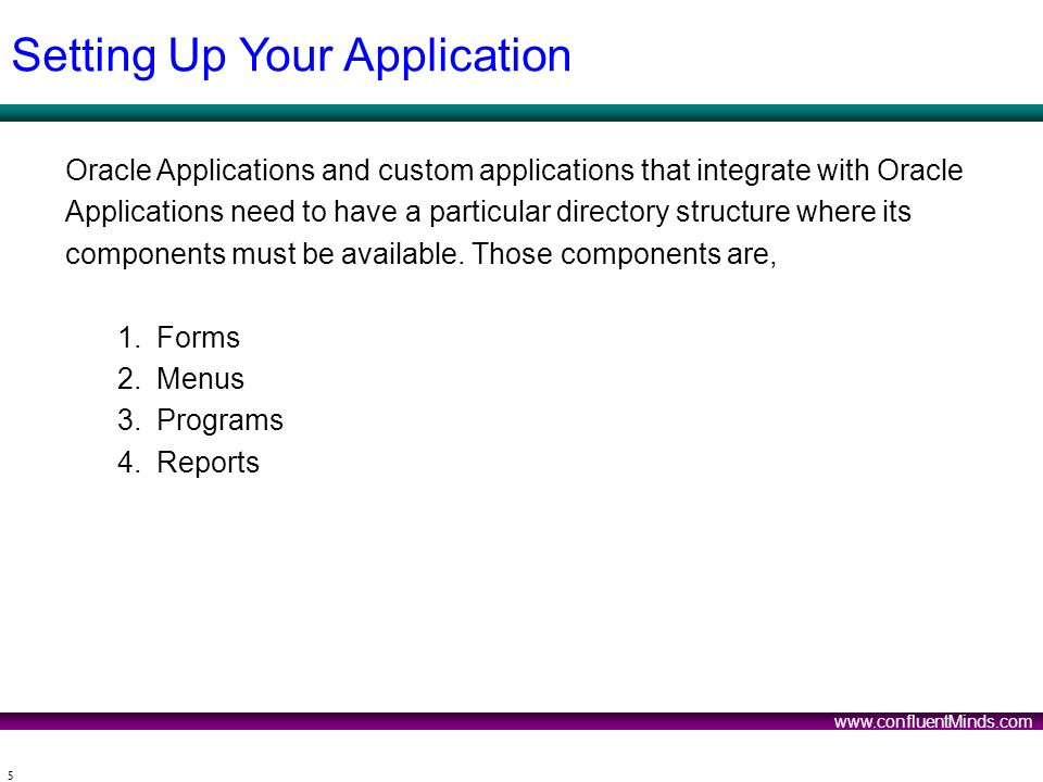 Application Object Library (AOL) - ppt video online download