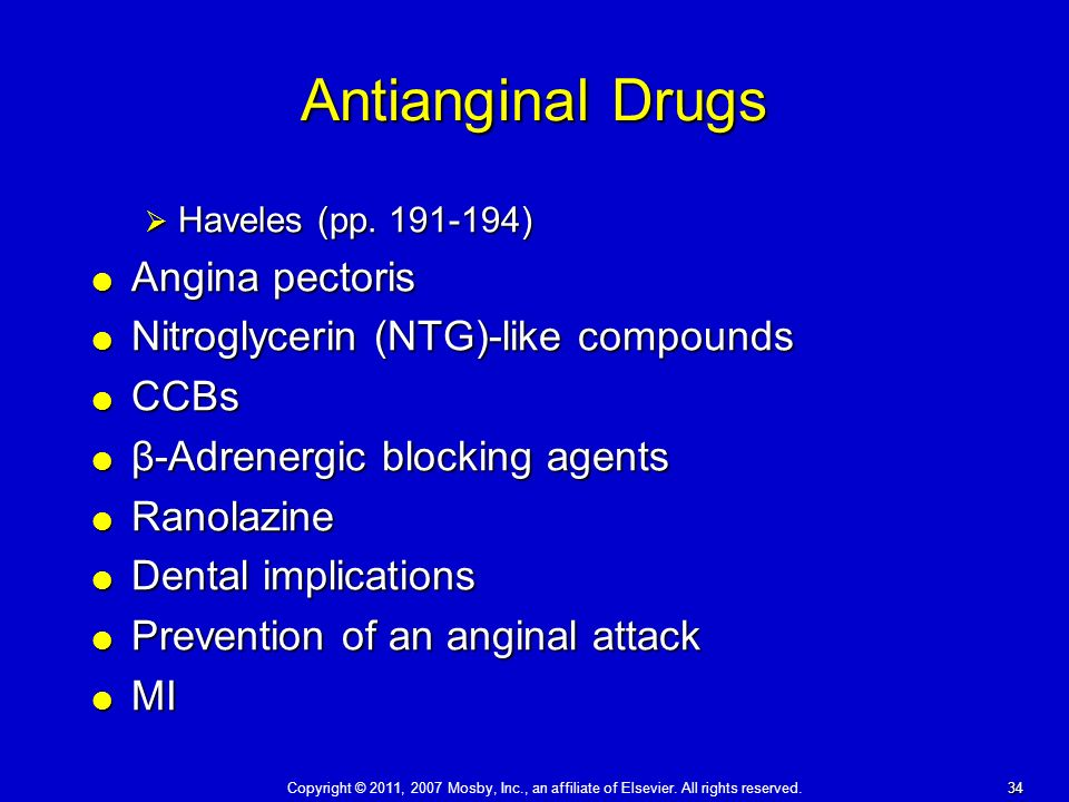 Chapter 15: Cardiovascular Drugs - ppt download