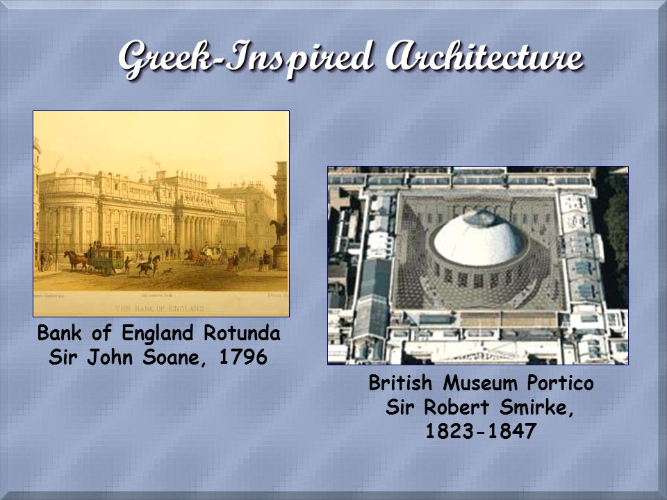 Greek-Inspired Architecture