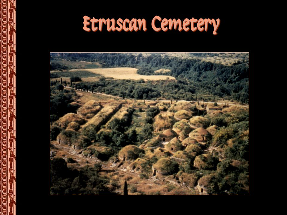 Etruscan Cemetery