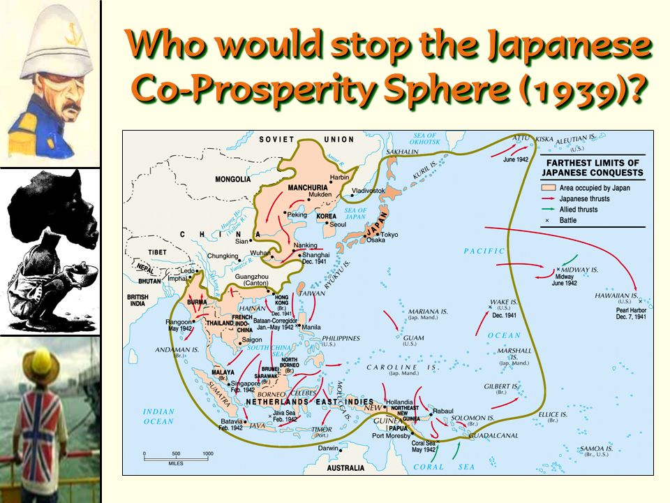 Who would stop the Japanese Co-Prosperity Sphere (1939)