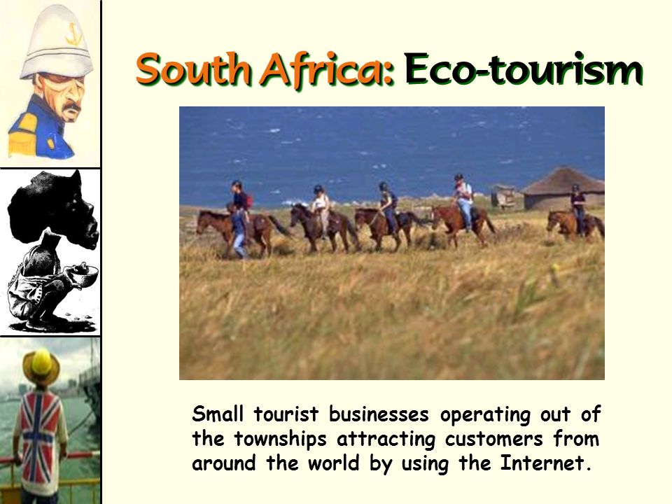 South Africa: Eco-tourism