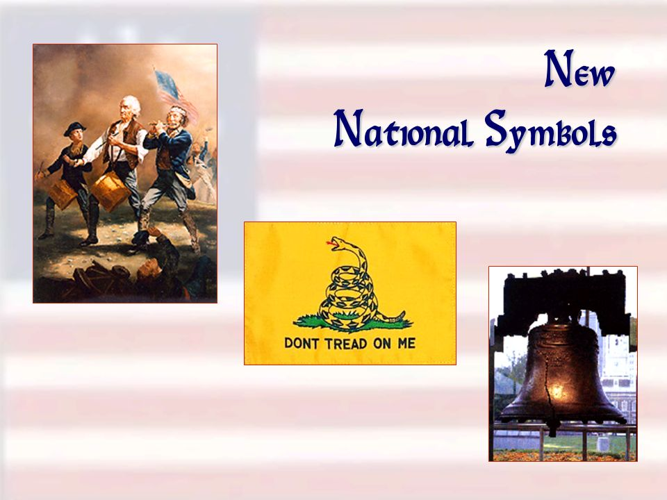 New National Symbols