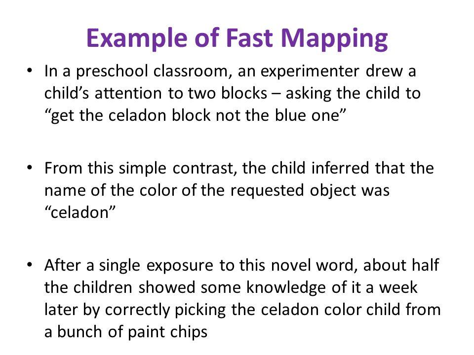 What Is Fast Mapping What Is Fast Mapping | compressportnederland What Is Fast Mapping