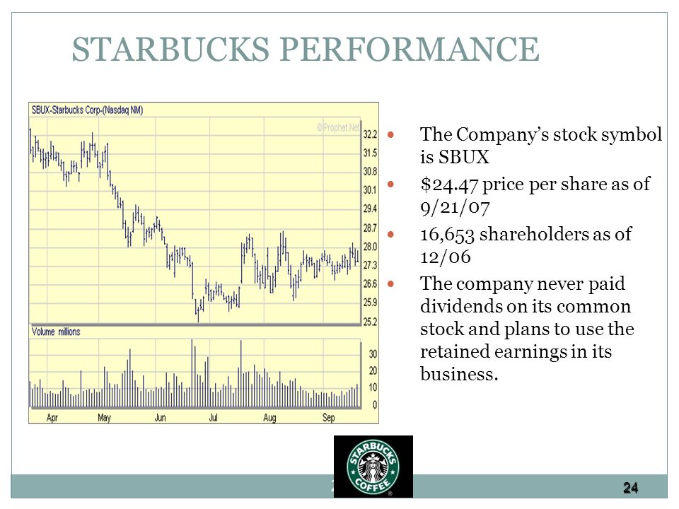 Starbucks A Case Analysis Ppt Video Online Download