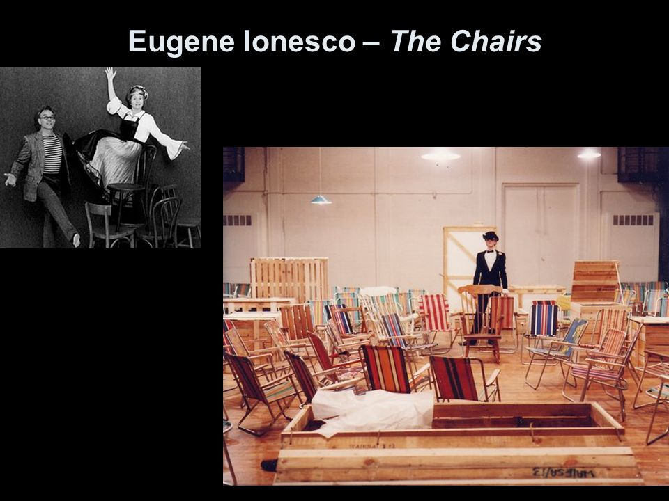 Eugene Ionesco – The Chairs