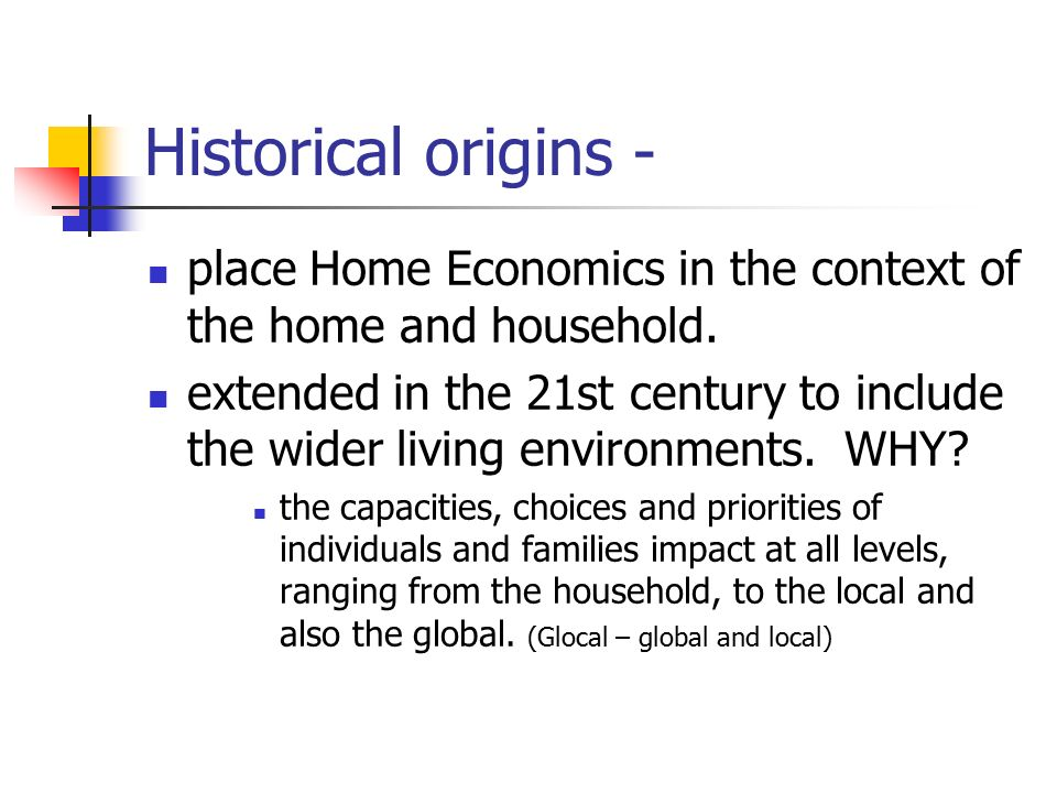 In Home Economics Norma Maynard Consultant Cahe Ppt Video Online Download