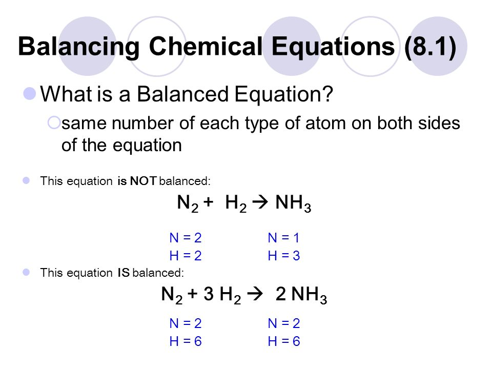 Types of Chemical Reactions p - ppt download