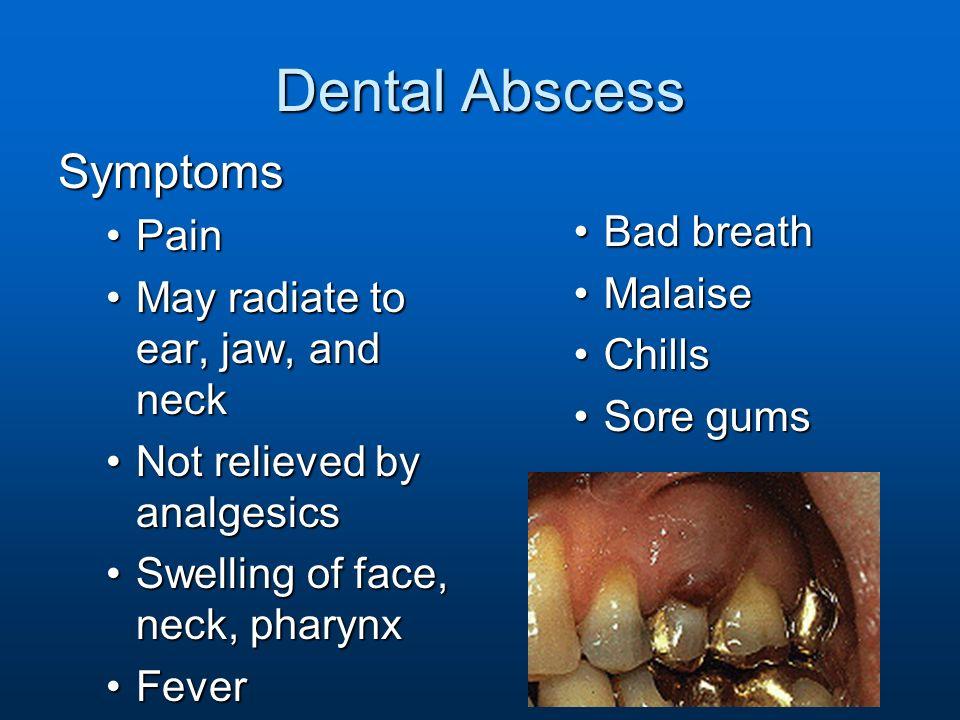 Facial, Dental, Ear, Nose, and Throat Emergencies - ppt