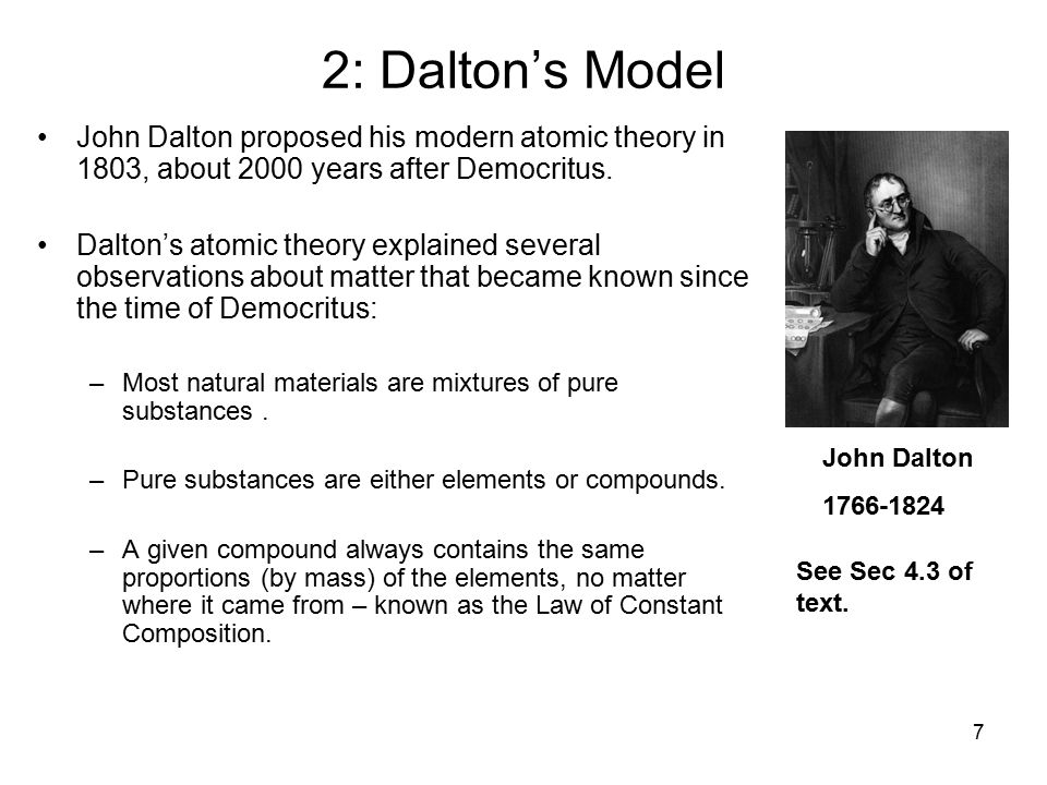 john dalton atomic theory for kids