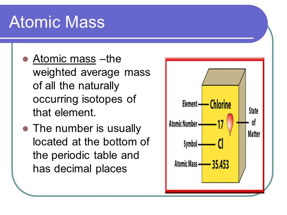 Atomic structure the periodic table ppt video online download 19 atomic urtaz Images