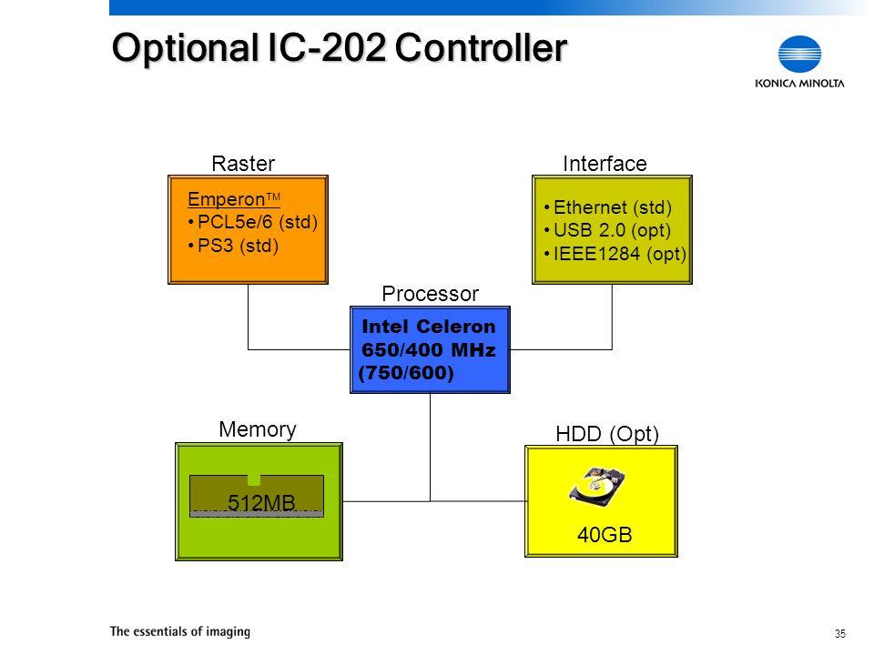 Konica Minolta Bizhub 750 MFP Scanner HDD 64 BIT